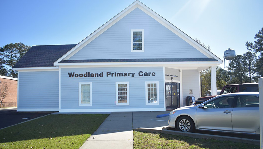 Woodland Primary Care